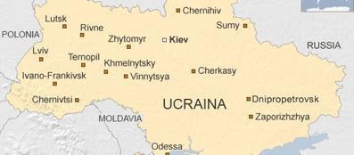 La mappa delle proteste