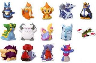 Bandai Pokemon Kids DP6