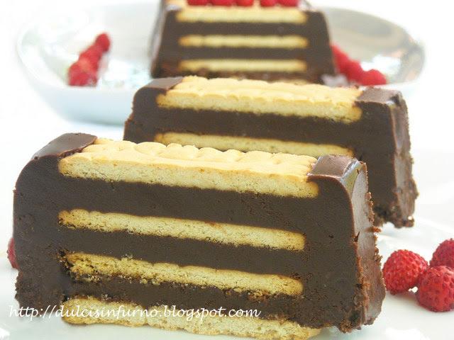 Mattone Croccante al Cioccolato