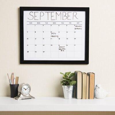 Dayplanner Memo Board