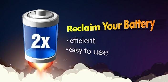 2x Battery Pro - Battery Saver apk
