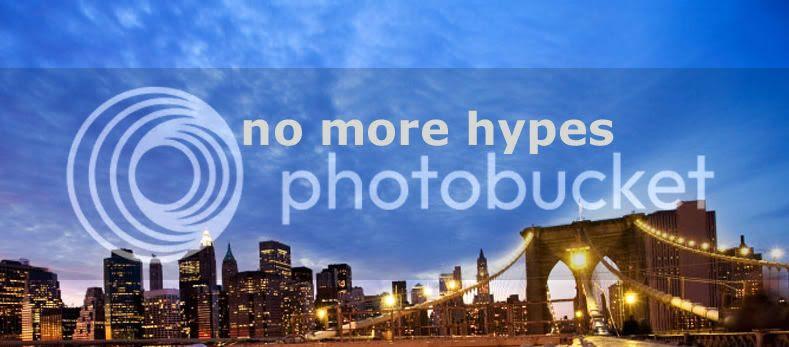 No More Hypes