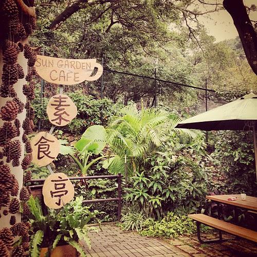 Heavenly place! #hongkong #kadoorie #farm #park #cafe