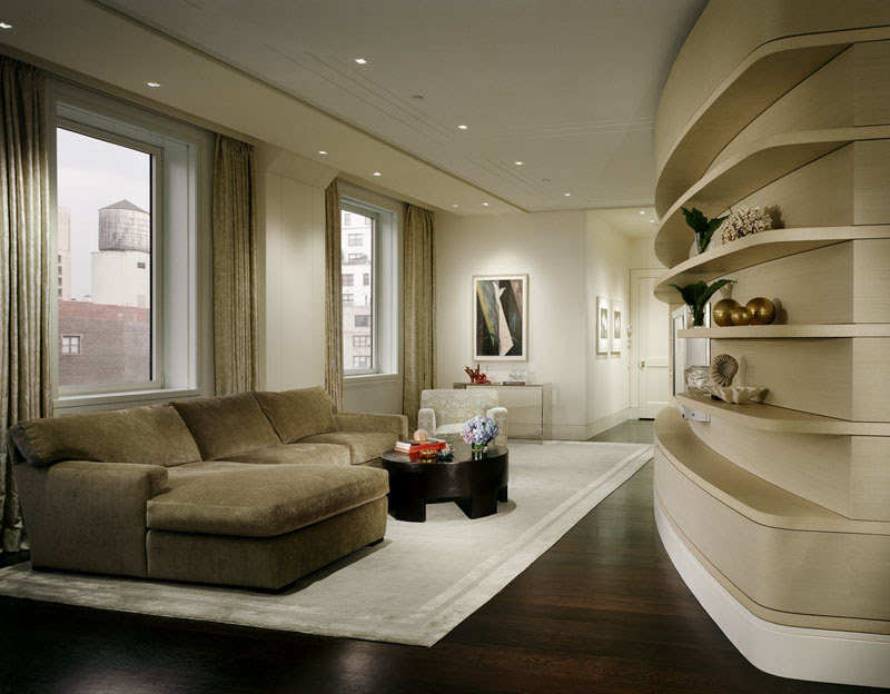 Fifth Avenue Apartment | James Bodnar Architect
