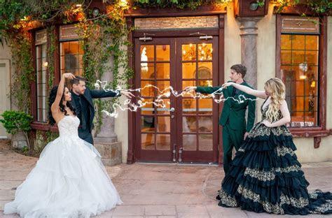 Harry Potter Themed Wedding Ideas   POPSUGAR Love UK