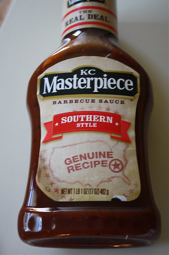 KC Masterpiece Southern Style barbecue sauce