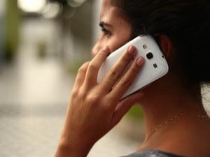 celular (Foto: Jonathan Lins/G1)