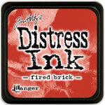 Ranger Ink - Tim Holtz - Distress Ink Pads - Mini - Fired Brick