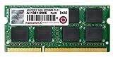 Transcend JetRam ノートPC用増設メモリ PC3-12800(DDR3-1600) 8GB 永久保証 JM1600KSH-8G
