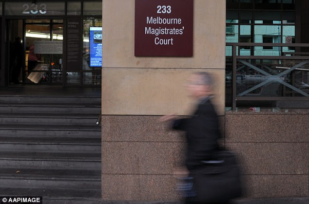 Cardinal Pell will appear at Melbourne Magistrates Court (pictured) on July 26 to face multiple historical sex charges