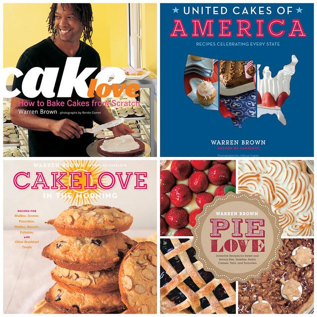 Cake Love Book Warren Brown