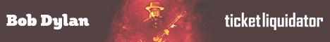 Bob Dylan Tickets