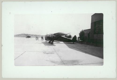 Three unknown aircraft