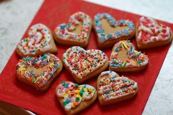 Новогоднее настроение - имбирное печенье: