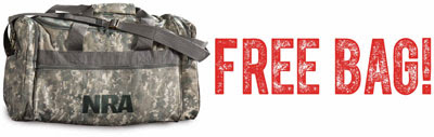 NRA Duffel Bag