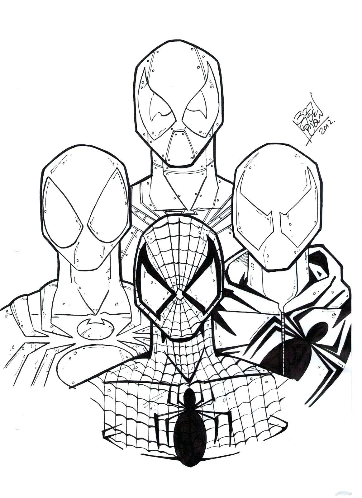 Collection Of Spiderman Clipart Free Download Best Spiderman