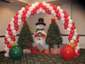 Balloon Decor Photo Gallery