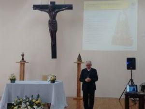 Dom Raymundo Damasceno apresentou projeto nesta sexta (Foto: Camilla Motta/G1)
