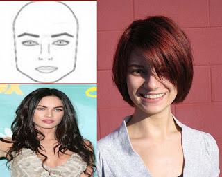 Potongan Rambut Pendek Wanita Untuk Wajah Kotak Gaya Ootd