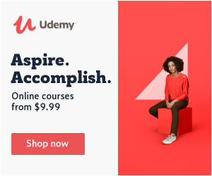 Best Udemy online courses from $9.99