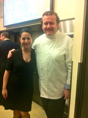 Me with Chef Michael White