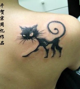 Cats Tattoos On Arms Tattoomagz Handpicked Worlds Greatest