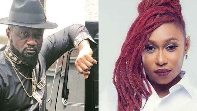 Cynthia Morgan Strikes Again, Calls Out Jude Okoye To Pay Up Her Money