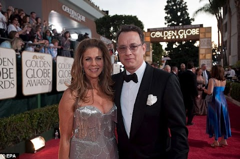Actor Tom Hanks opens up about spouse Rita's battle with cancer and one of the happiest marriages in Hollywood