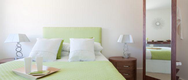 das schlafzimmer in feng shui farben gestalten  lebensart