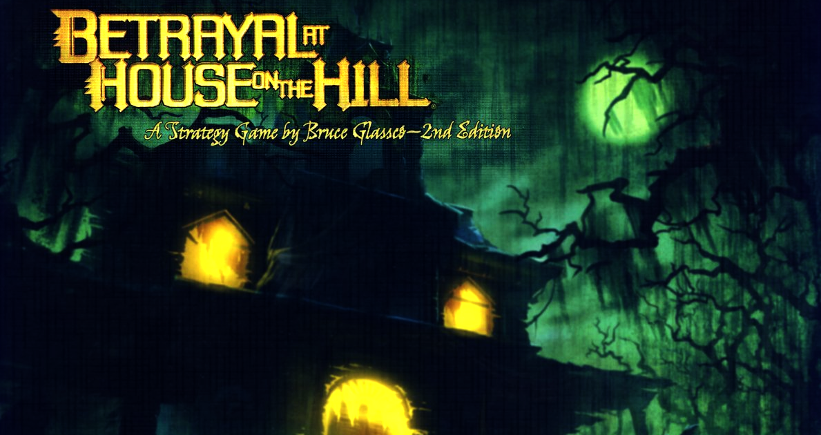 The Nerds' Table: Review: Betrayal at House on the Hill image