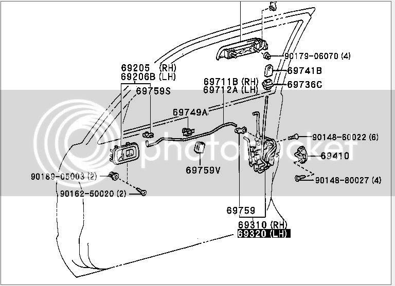 30 Ford Focus Door Lock Diagram