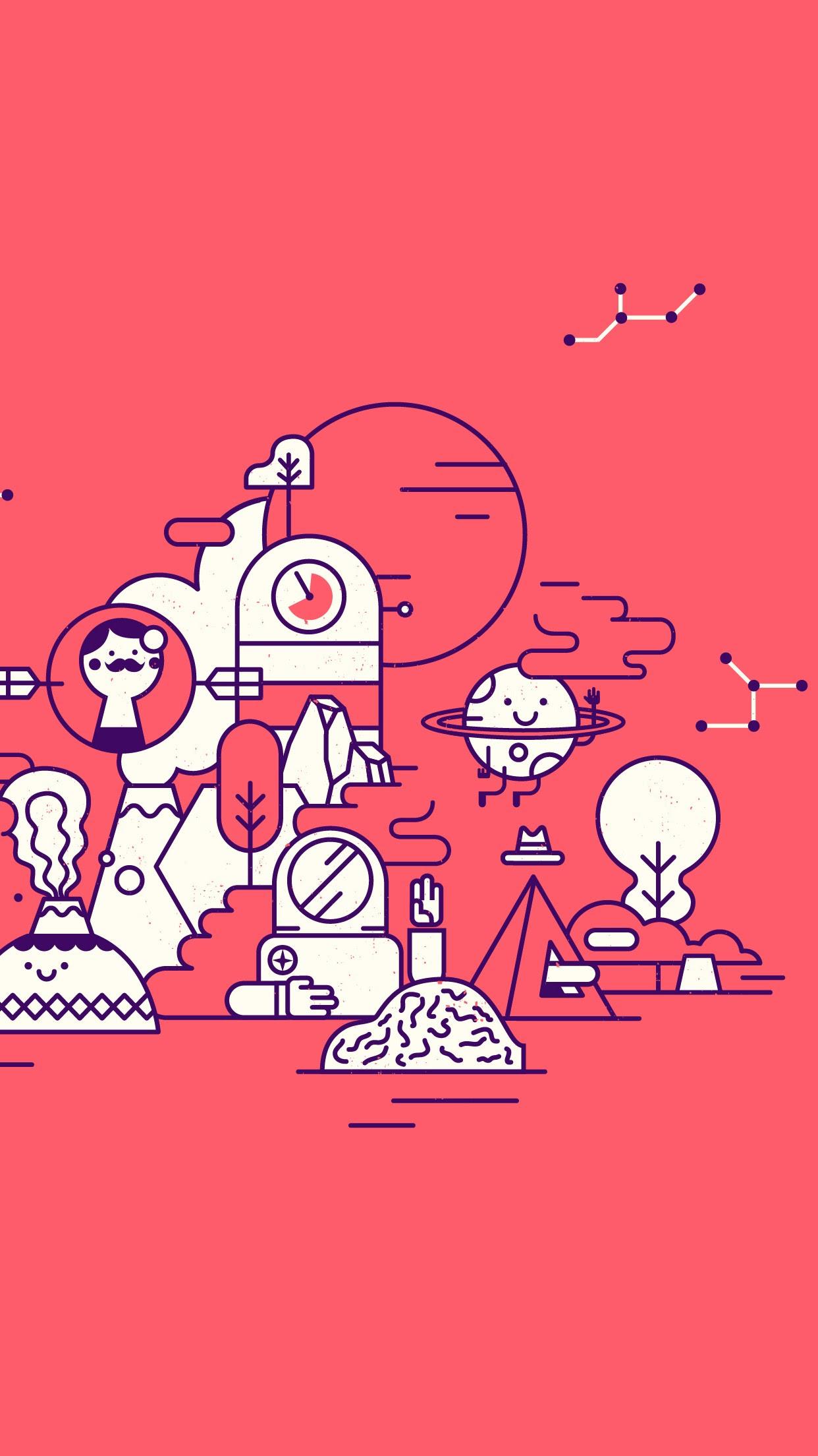 30 Wallpapers Fofos Para Enfeitar Seu Celular Lu Ferreira