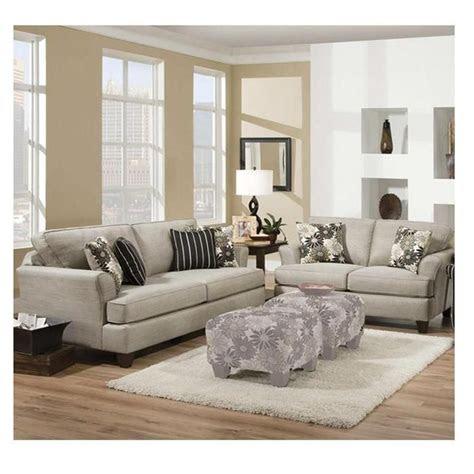 contemporary sofa  loveseat  mystery stone nebraska