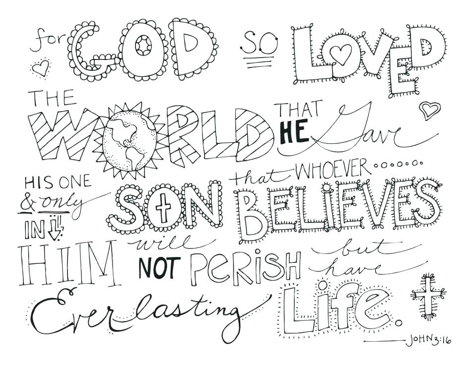 6000 Bible Verse Coloring Pages Images , Free HD Download