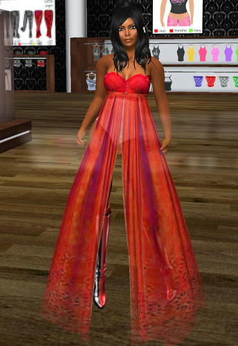 50L Weekend Fever Kiwi Julien dress