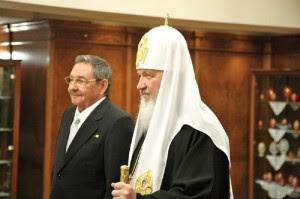 Francisco e Kirill