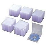 ELECOM CD/DVDケース CCD-017XLCR