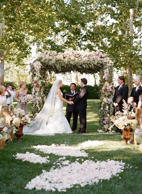 Floral Wedding Arbor   Elizabeth Anne Designs: The Wedding