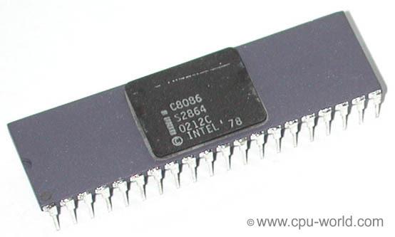 Intel C8086