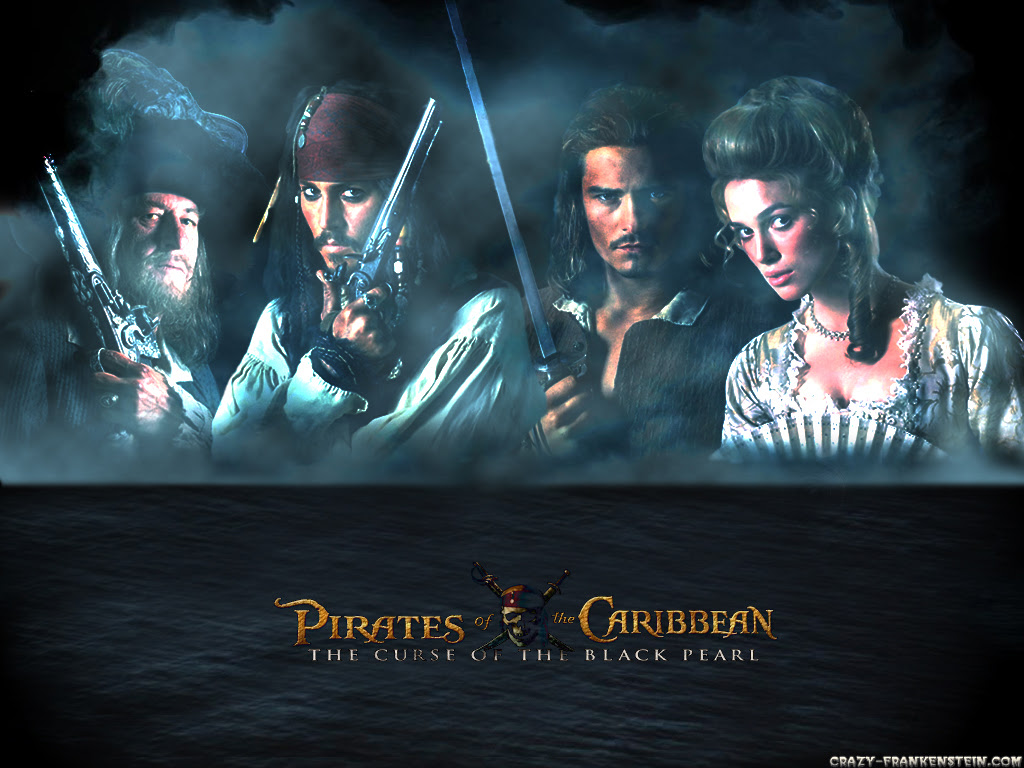 Pirates Of The Caribbean Movie Wallpapers Page 2 Crazy