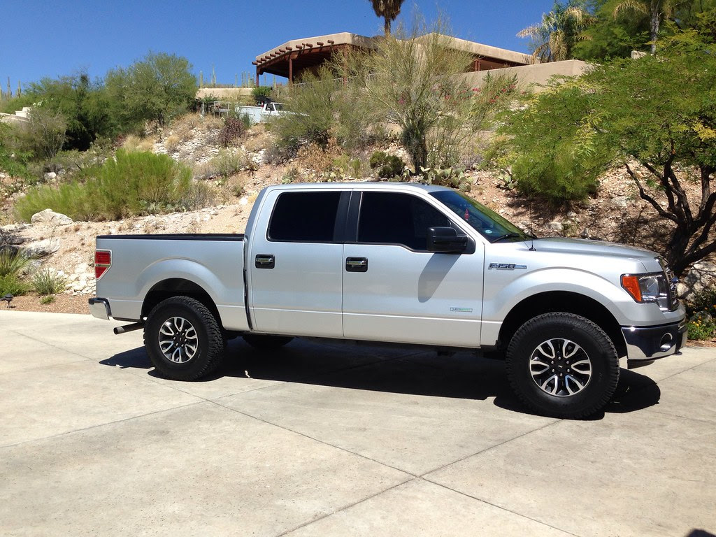 Window tint. What is the oem percent? - Page 2 - Ford F150 ...