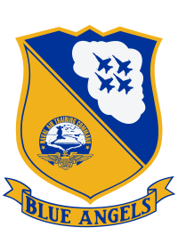 Blue Angels Insignia.svg