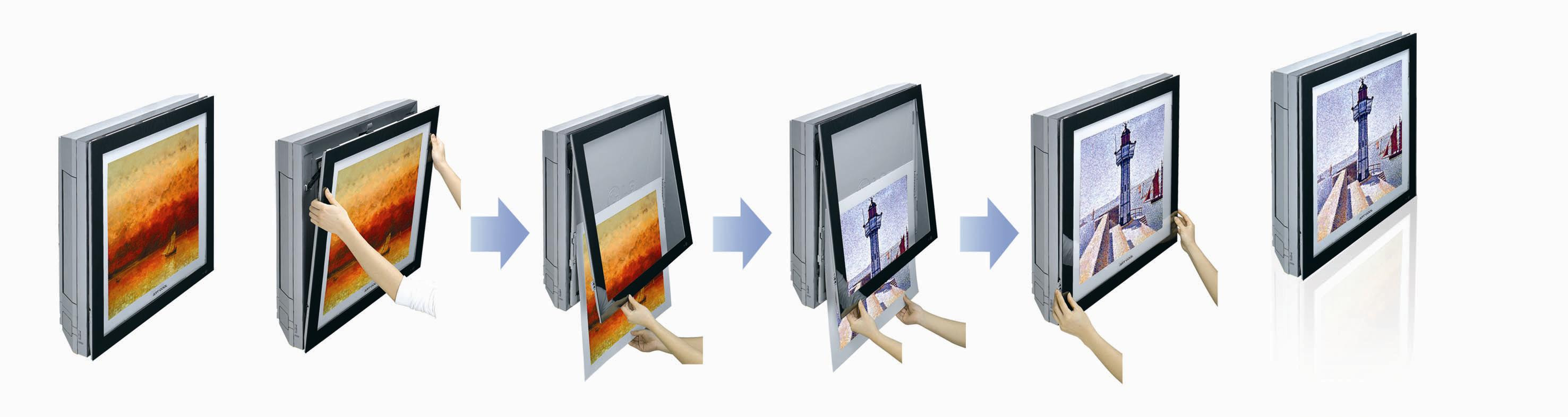 Lg Art Cool Picture Frame Air Conditioner Picture Frame Ideas