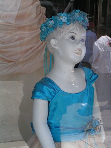 horrifying mannequin