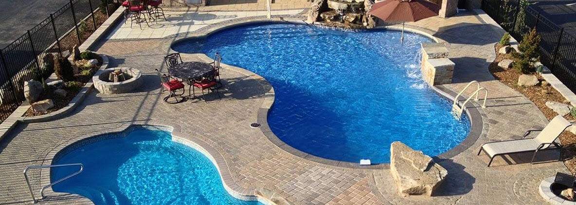 Custom Pool Builder Brentwood Bowling Green Inground Pools