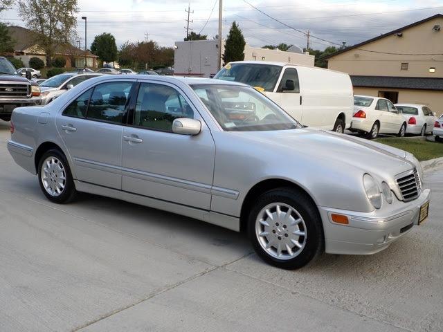 2002 Mercedes-Benz E320 4MATIC for sale in Cincinnati, OH ...