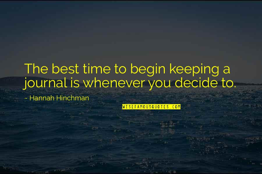 Journaling Keeping A Journal Quotes Top 1 Famous Quotes About