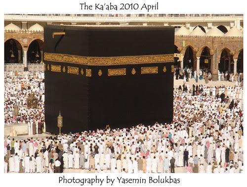 The Ka'aba 2010 April