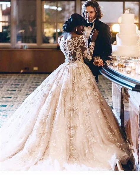 Modern Western/Nigerian Wedding .. Gorgeous #