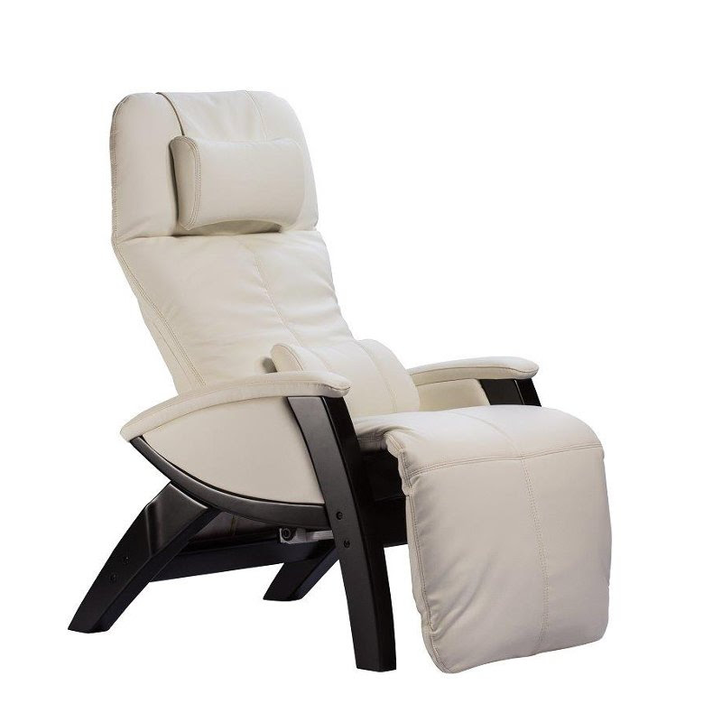 Snowfall White Zero Gravity Massage Chair Rc Willey Furniture Store